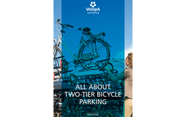 VelopA International - All about two-tier bicycle parking