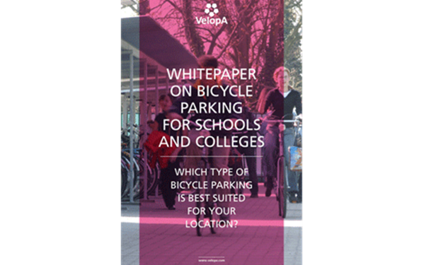 VelopA International-Whitepaper on bicycle parking for schools and colleges