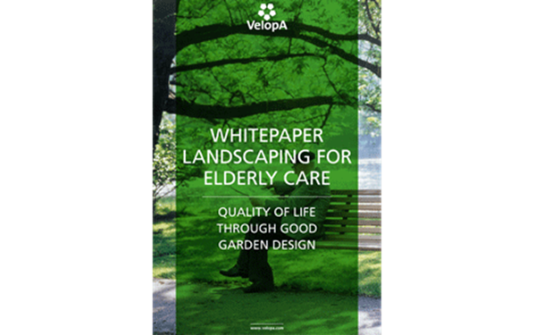 VelopA International - whitepaper landscaping for elderly care